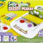 Crayola Silly Scents Sticker Maker Only $9.99! Lowest Price!