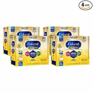 Enfamil NeuroPro Infant Formula – Ready to Use Liquid, 2 fl oz (24 count) as low as $22.09 Shipped!