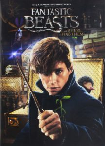 Fantastic Beasts And Where to Find Them DVD Only $9.97!