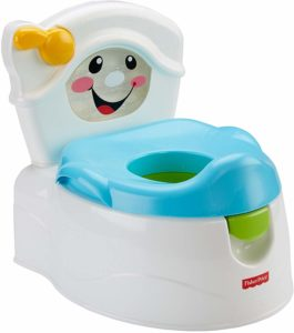 Fisher-Price Learn-to-Flush Potty – $19.88!! Was $29.99!