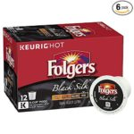 Folgers Black Silk Coffee 72-count K-Cup Pods as low as $23.86 Shipped! ($0.33/cup)