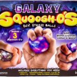 Galaxy Squoosh-O's D.I.Y. Stress Ball Kit Only $3.47!