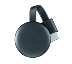 Cut Cable with Google Chromecast! See it. Stream it.