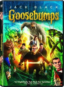 Goosebumps Movie DVD Only $5.00!