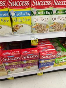 FREE Success Quinoa or Rice at Meijer!