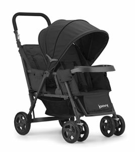 JOOVY Caboose Too Graphite Stand-On Tandem Stroller – $86.69!! WAS $179.99!