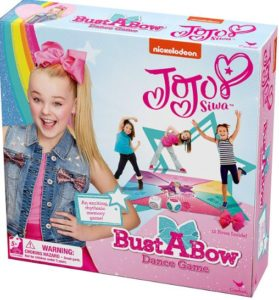 JoJo Siwa Bust A Bow Dance Action Game Only $7.50 (Reg. $20)!