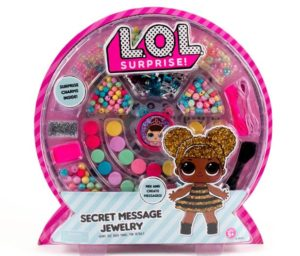 L.O.L. Surprise Secret Message Jewelry Kit Only $12.97! Lowest Price!