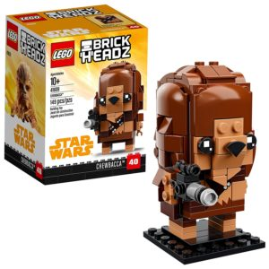LEGO BrickHeadz Chewbacca Building Kit Only $9.95!