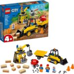 LEGO City Police Bulldozer Building Kit Only $15.99!