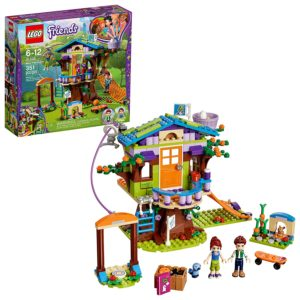 LEGO Friends Mia's Tree House Building Kit Only $18.99!