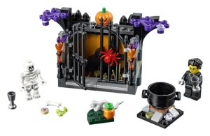 LEGO Holiday Halloween Haunt Building Kit Only $9.99! Lowest Price!