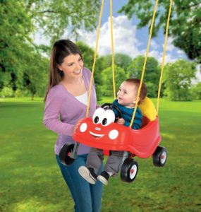 Little Tikes Cozy Coupe First Swing – $27.42! Best Price!