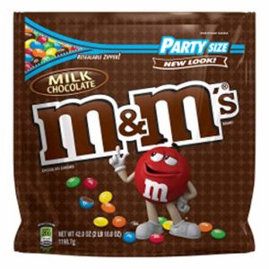 M&M'S Milk Chocolate Candy Party Size 42-Ounce Bag Only $6.65!