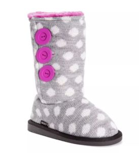 MUK LUKS Girl's Malena Boots – $24.99 Shipped! Was $44!!