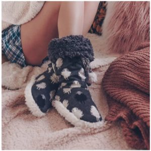 MUK LUKS Women's Counting Sheep Grace Slippers – $24.99 Shipped! Was $44!