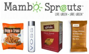 New Natural and Organic Product Coupons from Mambo Sprouts!