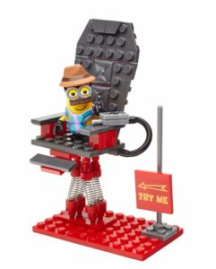 Mega Bloks Despicable Me Chair-O-Matic Playset Only $4.99 (Reg. $12)!