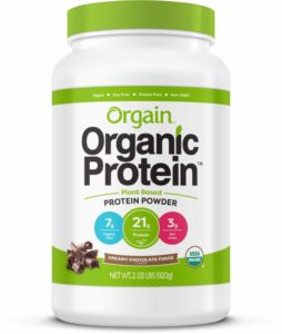 Orgain Organic Plant Based Protein Powder, 2 Pound as low as $14.67 Shipped!