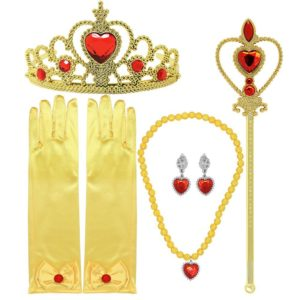 Princess Dress Up Accessories Set Only $9.89!