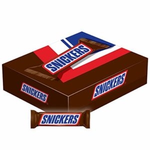 SNICKERS Singles Size Chocolate Candy Bars 48-Count as low as $0.43 per bar Shipped!