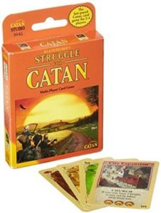 Struggle for Catan Card Game Only $6.49! Best Price!
