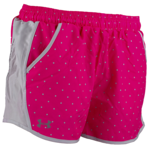 Under Armour Women's UA Fly-By Printed Shorts Only $16 Shipped!