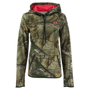Under Armour Women's UA Logo Camo Hunting Hoodie – $23.40 Shipped! (was $74.99)
