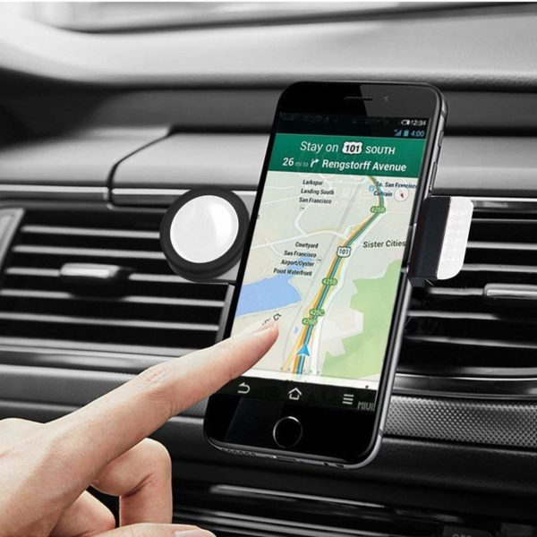 Universal Smartphone Car Air Vent Holder