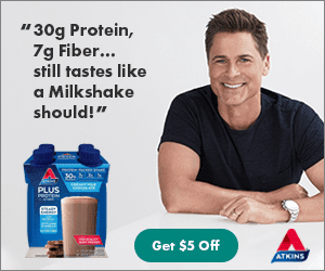 FREE Atkins Quick-Start Kit + $5 OFF Coupon!