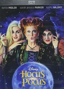 Hocus Pocus on DVD Only $4.96!