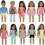 10 Outfits for 18-Inch Dolls (fits American Girl) Only $18.95!