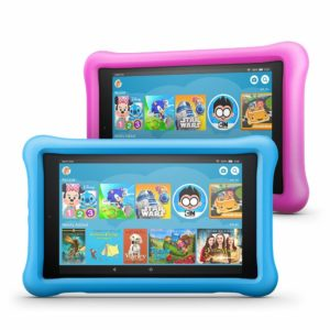 All-New Fire HD 8 Kids Edition Tablet 2-Pack w/Kid-Proof Case – $149.98 – Best Price!!