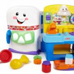 Fisher-Price Laugh & Learn Learning Kitchen Activity Center - $24.99 - Today ONLY!