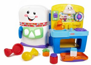 Fisher-Price Laugh & Learn Learning Kitchen Activity Center – $24.35 – Today ONLY!
