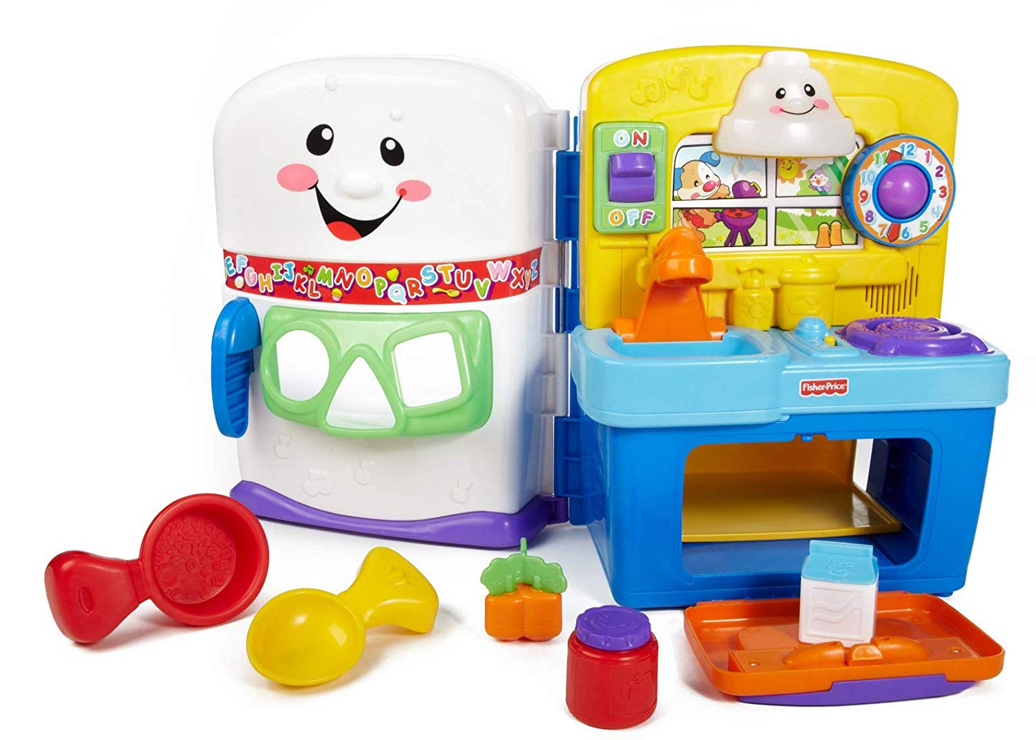 Fisher-Price Laugh & Learn Learning Kitchen Activity Center – $24.99 – Today ONLY!