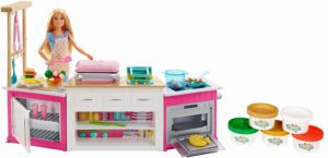 Barbie Ultimate Kitchen Only $29.99! (reg. $49.99)
