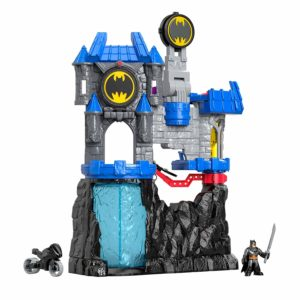 Fisher-Price Imaginext DC Super Friends, Wayne Manor Batcave – $25.87 – Today ONLY!!