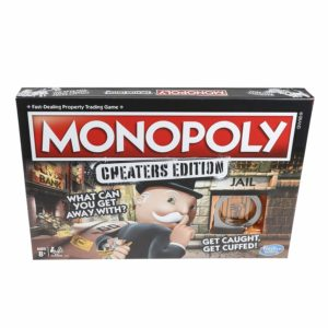 Monopoly Game: Cheaters Edition Board Game Only $10.07!