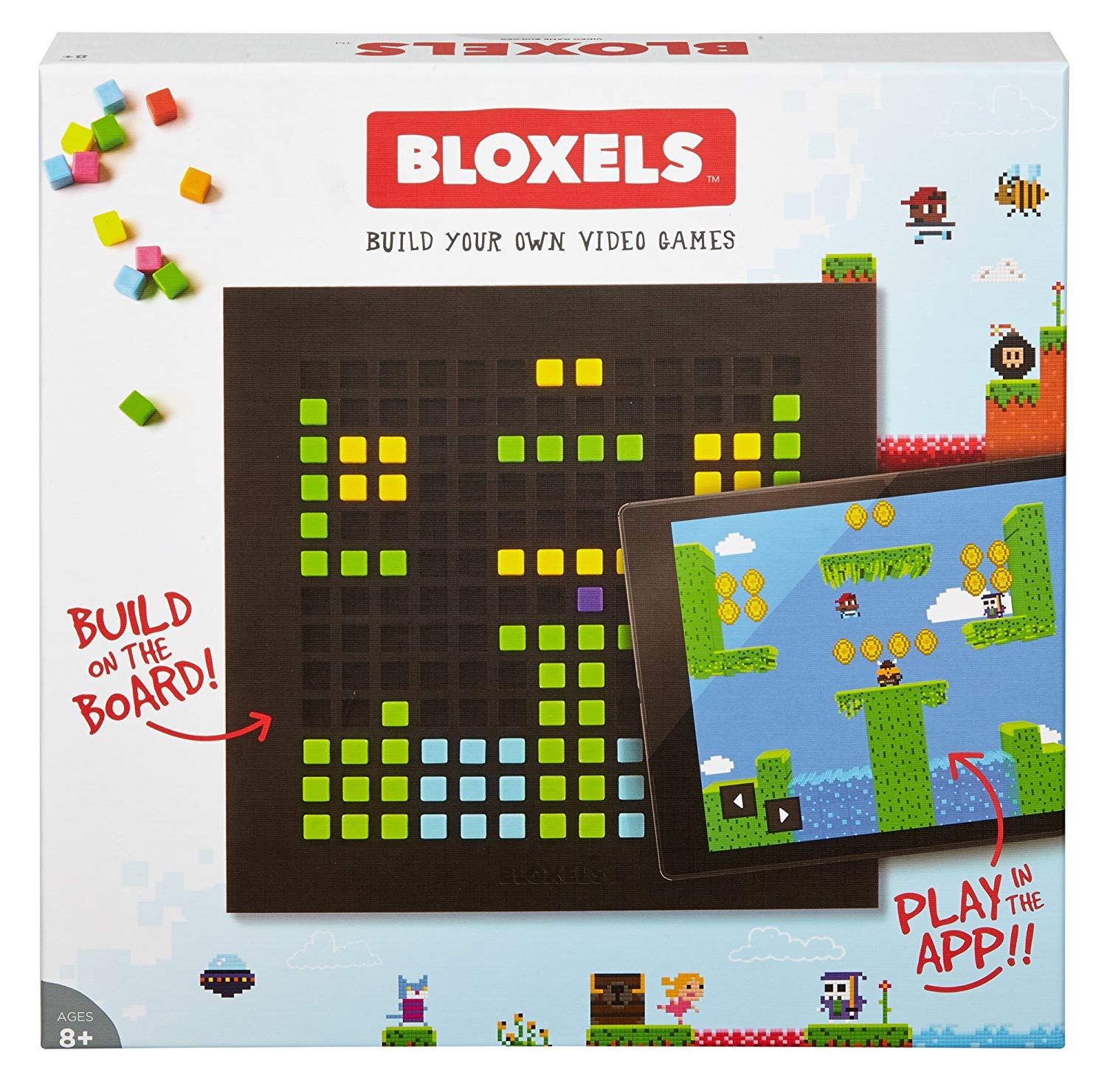 Bloxels Build Your Own Video Game – $12.99 – Today ONLY!