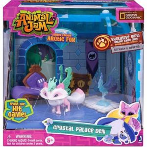 Animal Jam Crystal Palace Den Exclusive Playset Only $12.65! Lowest Price!