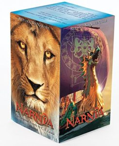 Chronicles of Narnia Box Set Only $18.42 Today!