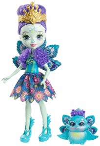 Enchantimals Patter Peacock Doll Only $4.88!