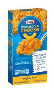 Kraft Macaroni & Cheese Only $0.74!