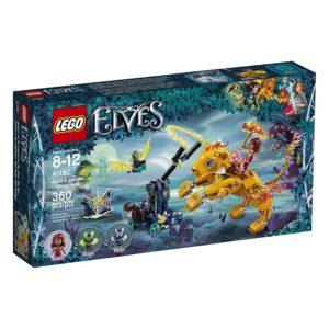 LEGO Elves Azari & The Fire Lion Capture Building Kit Only $16.99! Best Price!