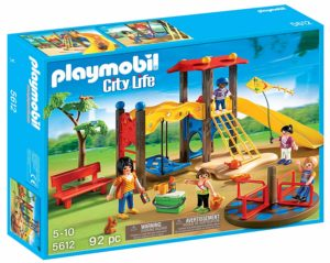 PLAYMOBIL Playground Set Only $10.19 (Reg. $20)!