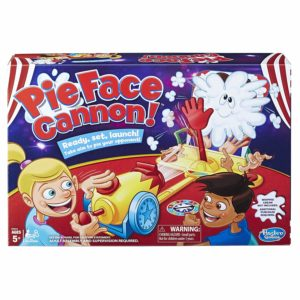 Pie Face Cannon Game Whipped Cream Family Board Game – $9.99 – Best Price!!