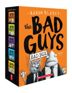 The Bad Guys Box Set: Books 1-5 Only $15.05! ($3.01/book)