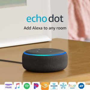 Black Friday Deal – Echo Dot Only $22! Lowest Price!