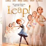 Leap! on Blu-ray + DVD + Digital Copy Only $5! Great Stocking Stuffer!